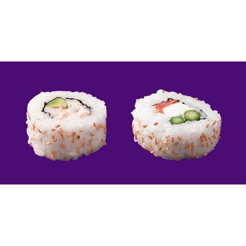 Gfg reinhart direct sushi prepared frozen for Frozen fish for sushi